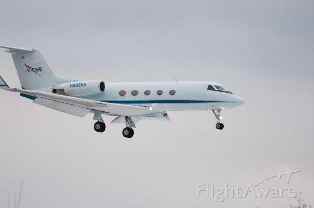 Gulfstream Aerospace Gulfstream 3 (NASA2)