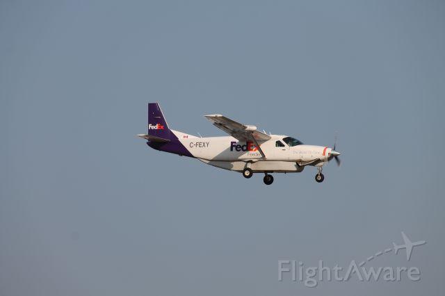 Cessna Caravan (C-FEXY)