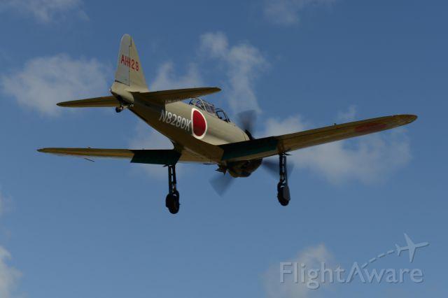 Mitsubishi A6M Zero (N8280K) - Mitsubishi A6M2-21 Zero