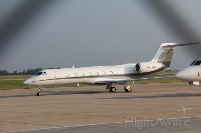 Gulfstream Aerospace Gulfstream V (N550BM) - BMW FLIGHT SERVICE