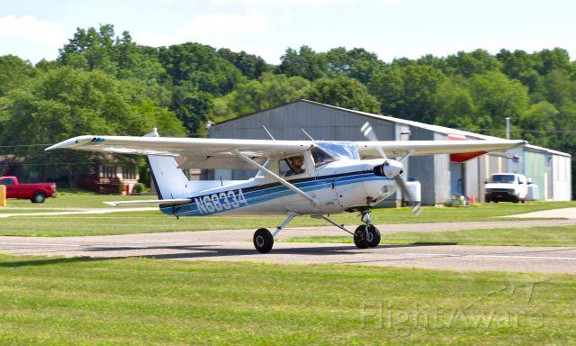 Cessna 152 (N68334) - Cessna 152 N68334 in Brighton, MI