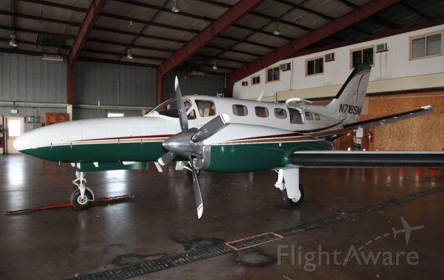 Cessna Conquest 2 (N716SM) - Speed!
