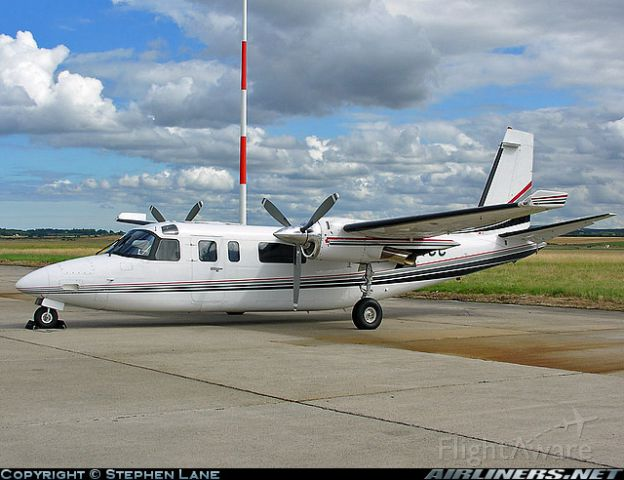 Gulfstream Aerospace Jetprop Commander (N24CC)