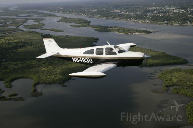 Beechcraft Bonanza (33) (N7AS) - 1967 C33A