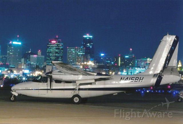 Aero Commander 500 (N415BH)