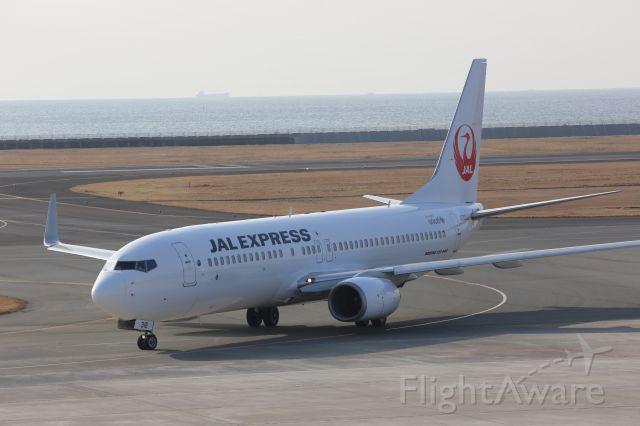 Boeing 737-800 (JA316J)