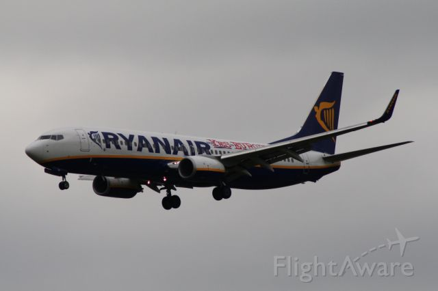 Boeing 737-700 (EI-EFP) - Special c/s