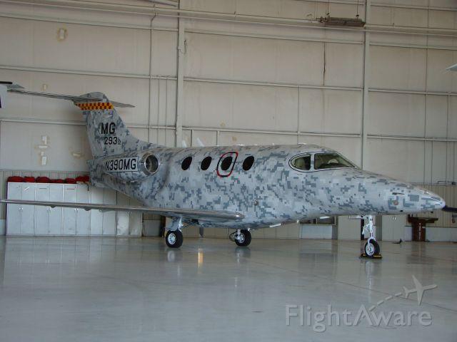 Beechcraft Beechjet (N390MG)