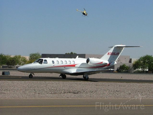 Cessna Citation CJ2+ (N306JR)