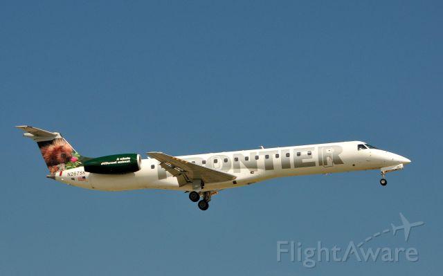Embraer ERJ-145 (N267SK) - Landing on 19R on 08162011