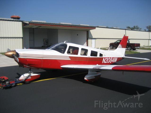 Piper Saratoga (N2084M) - AIR BODACIOUS