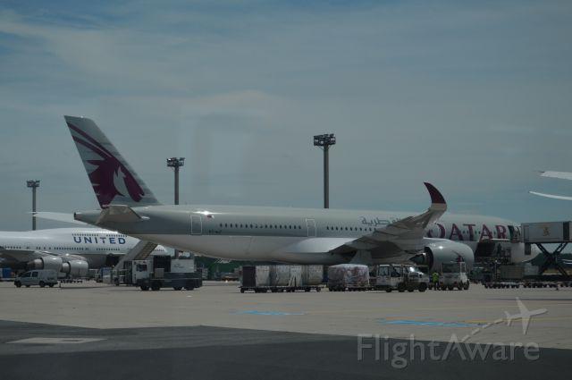 Airbus A350-900 (A7-ALF)