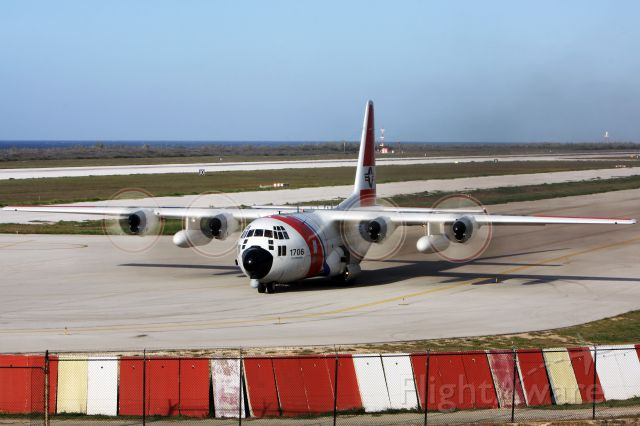 Lockheed C-130 Hercules (N1706)