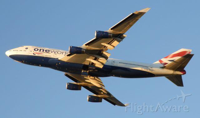 Boeing 747-400 (G-CIVM)