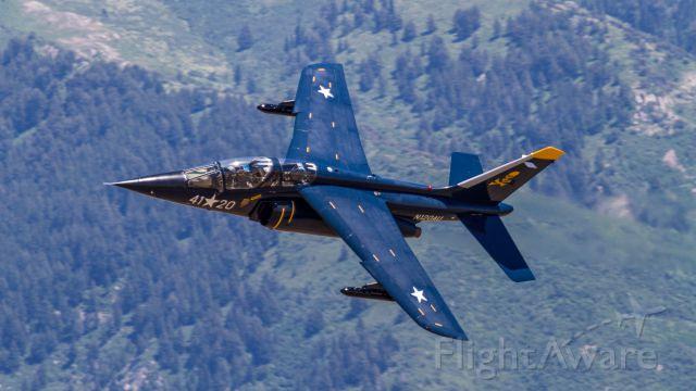 DASSAULT-BREGUET/DORNIER Alpha Jet (N120AU)