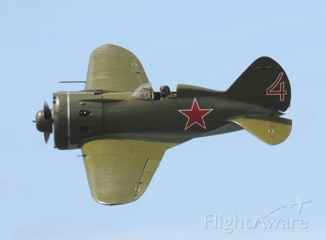 I16 — - Polikarpov I-16 Type 24 Rata