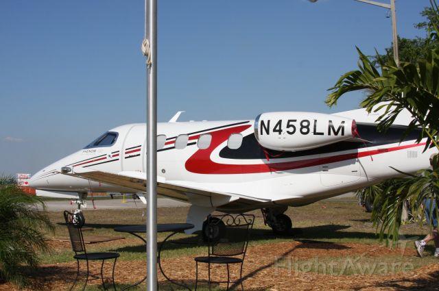 Embraer Phenom 100 (N458LM) - SUN N FUN 2009