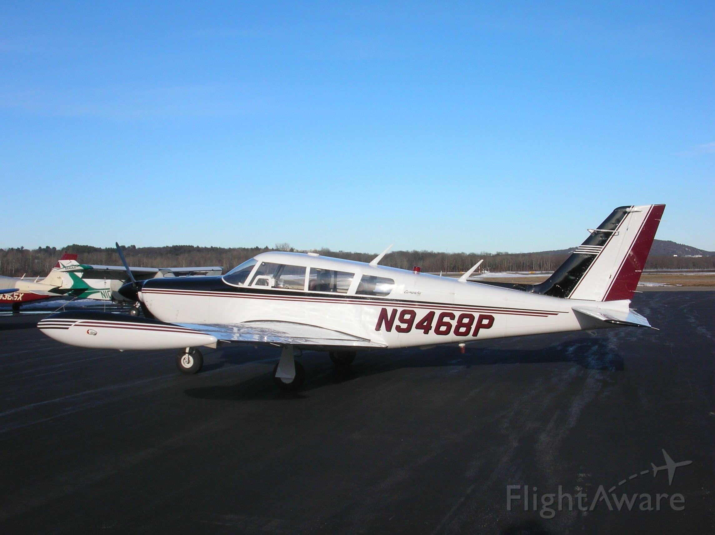Piper Apache (N9468P)