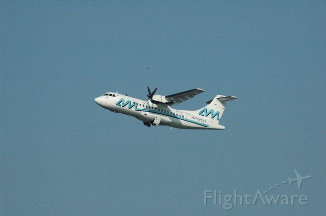 ALENIA Surveyor (ATR-42-500) (XA-SJJ) - Aeromar