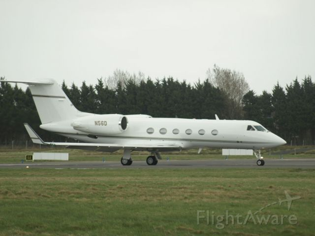 Gulfstream Aerospace Gulfstream IV (N56D)