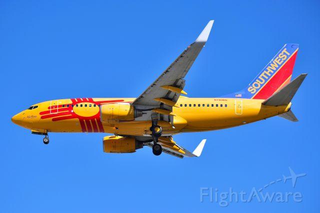 Boeing 737-700 (N781WN) - 23-R 6-14-18 FLT 1222 BWI-IND
