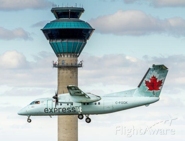 de Havilland Dash 8-100 (C-FGQK)