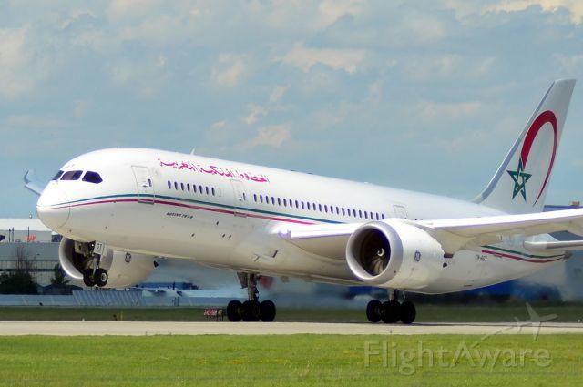 Boeing 787-8 (CN-RGT)