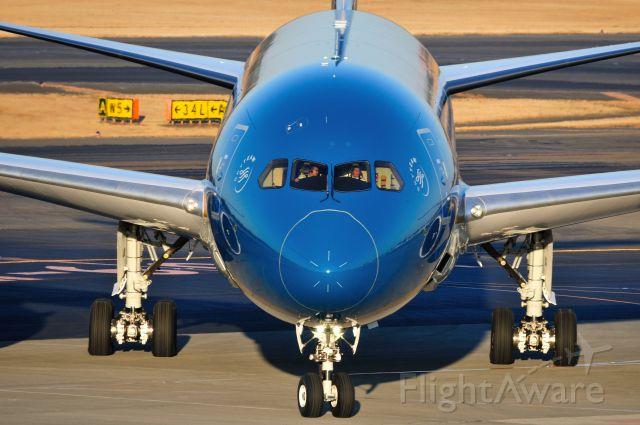 Boeing 787-9 Dreamliner (VNA866) - 2016/2/11