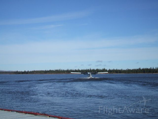 C-FIZD — - Taking off from Otter Creek Goose Bay NL Summer of 2007