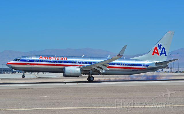 Boeing 737-800 (N878NN) - N878NN American Airlines 2011 Boeing 737-823(WL) - cn 40768 / ln 3820 - Las Vegas - McCarran International Airport (LAS / KLAS)br /USA - Nevada August 8, 2014br /Photo: Tomás Del Coro