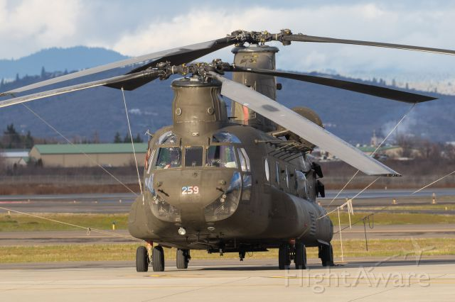 Boeing CH-47 Chinook —