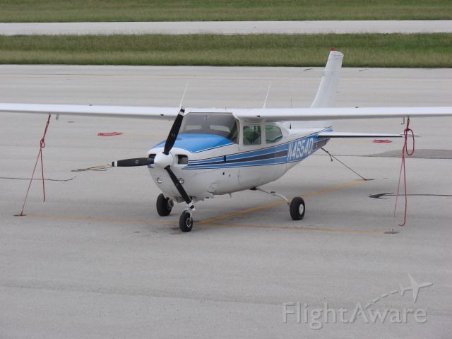 Cessna Centurion (N4654Q)