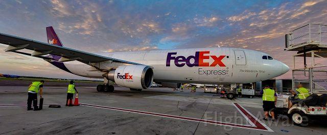 "Airbus A300F4-600 (N688FE) - N688FE Federal Express (FedEx) Airbus A300F4-605R s/n 874 ""Kaitlin"" - Southwest Florida International Airport (KRSW)br /Fort Myers, Floridabr /September 11, 2021br /Photo: Deborah Del Corobr /(TDelCoro)"
