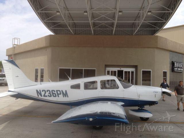 Piper Cherokee (N236PM)