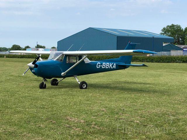 Cessna Commuter (G-BBKA)