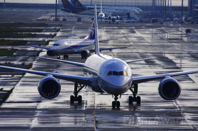 Boeing 787-8 (N26910)
