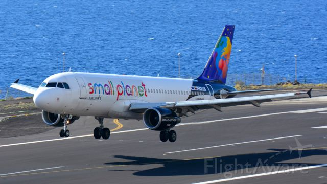 Airbus A320 (LY-ONL)