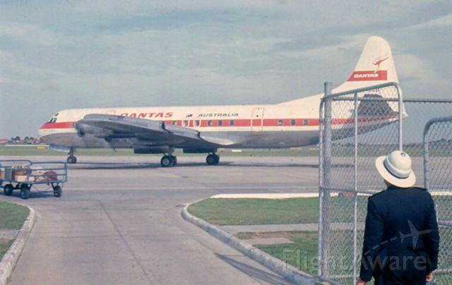 Lockheed L-188 Electra —