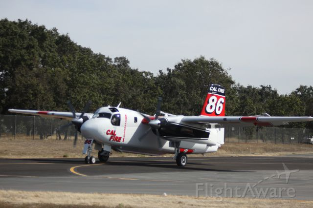 """N433DF — - Forestry Department Aircraft called into service during the """"Wings Over Wine Country"""" Airshow  09-27-2015"""