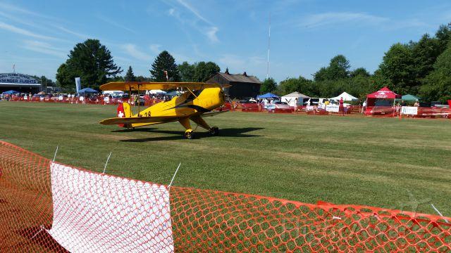 — — - Wings & Wheels 2015 @ Sloas Airfield Warren, OH
