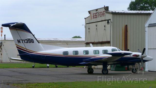 Piper Cheyenne 3 (N7139B)