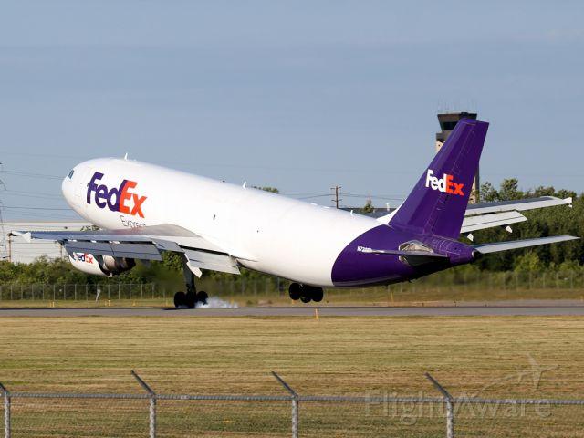 Airbus A300F4-600 (N732FD)