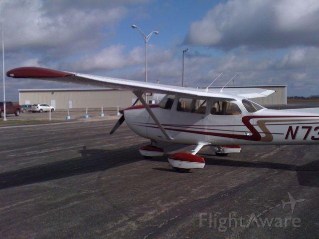 Cessna Skyhawk (N73808)