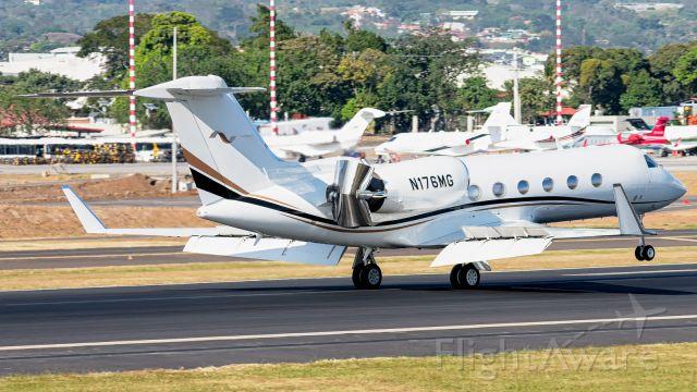 Gulfstream Aerospace Gulfstream IV (N176MG)