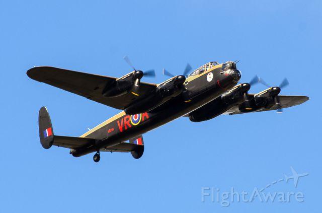 Avro 683 Lancaster (C-GVRA) - Avro Lancaster, 1 of the 2 still flying Avro Lancaster in the world.  One in UK, one in Canada.