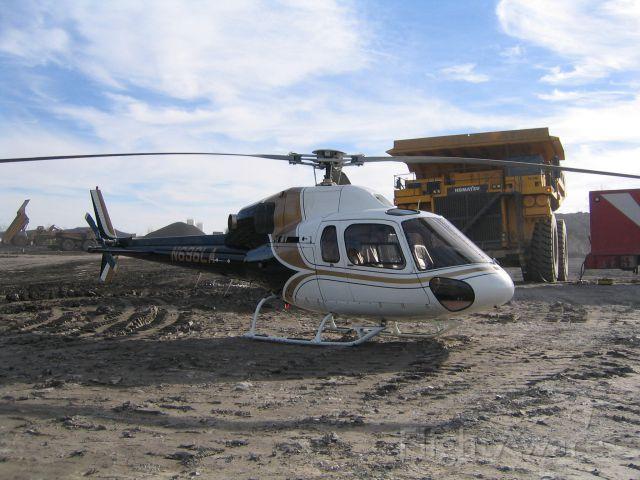 HELIBRAS VH-55 Esquilo (N696LA)