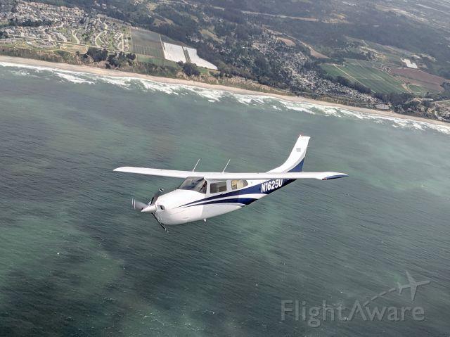 Cessna Centurion (N1625U) - New paint