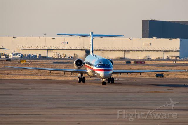 McDonnell Douglas MD-83 (N963TW)