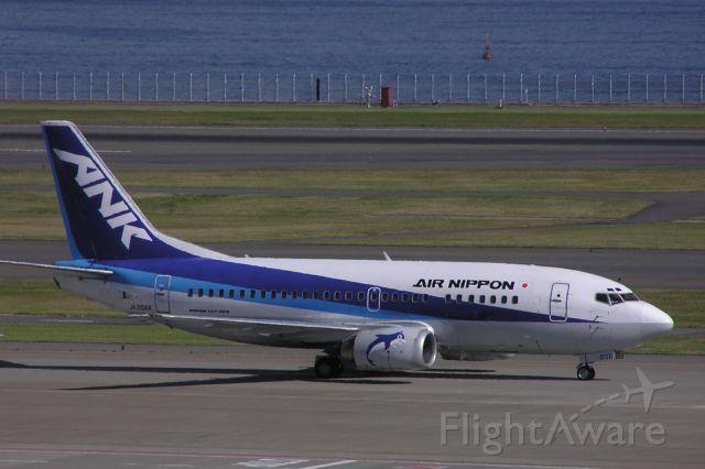 Boeing 737-500 (JA356K)