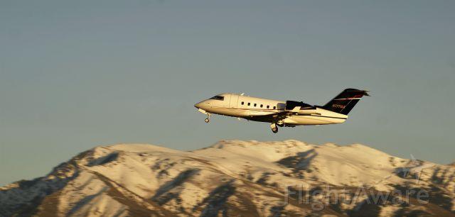 Canadair Challenger (N777GA)